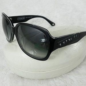 Coach 'Tasha' sunglasses in black